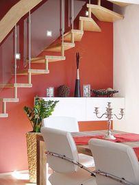 Gestaltung mit Kalkputz und Kalkfarbe