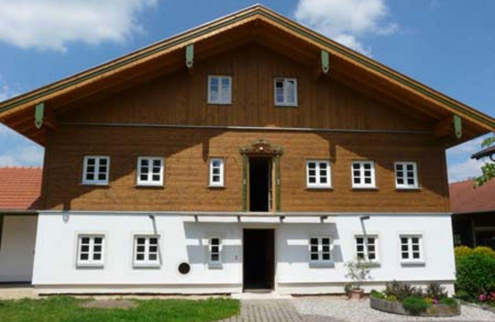 Sanierung eines historischen Anwesen