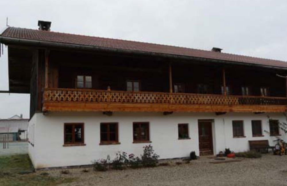 Renovierung eines Rottaler Bauernhauses