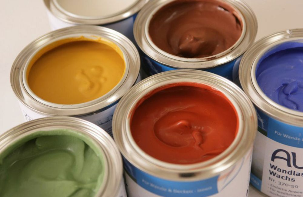 Farben und Putze