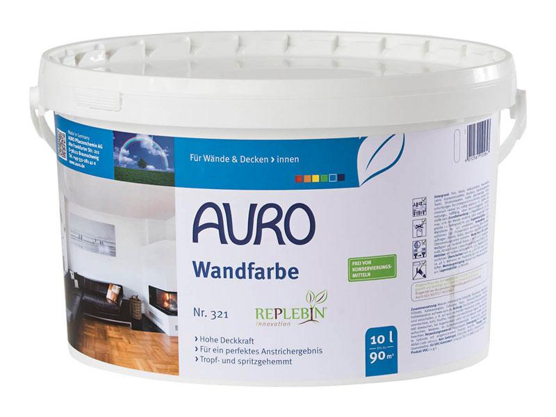 Auro Wandfarbe Nr 321