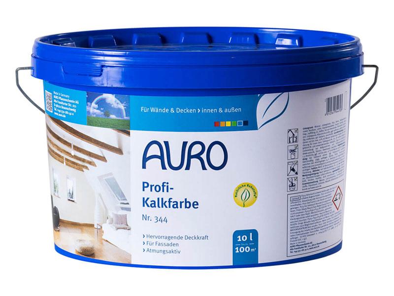 Auro Profikalkfarbe Nr. 344
