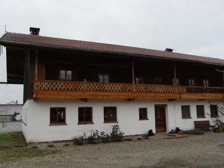 Renovierung Bauernhaus