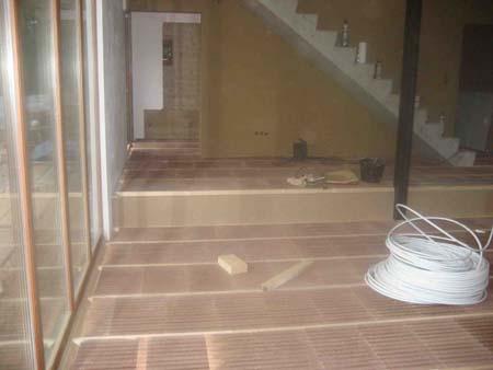 Lithotherm Fußbodenheizung
