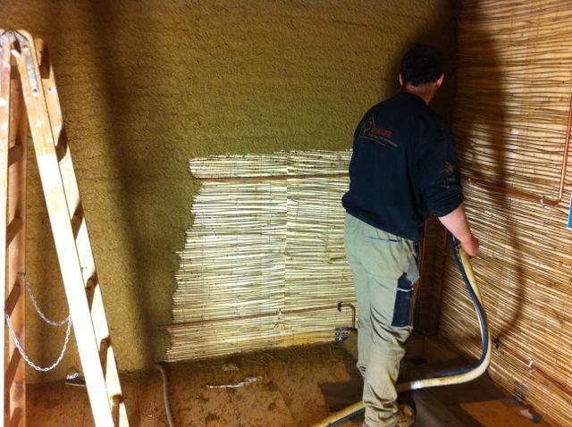 Neubau aus Massivholz