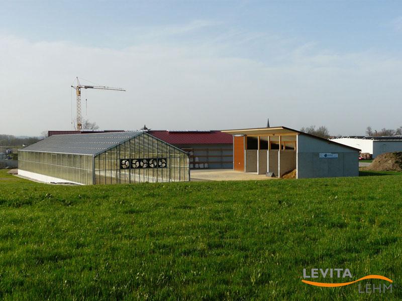 Levita Lehmproduktion
